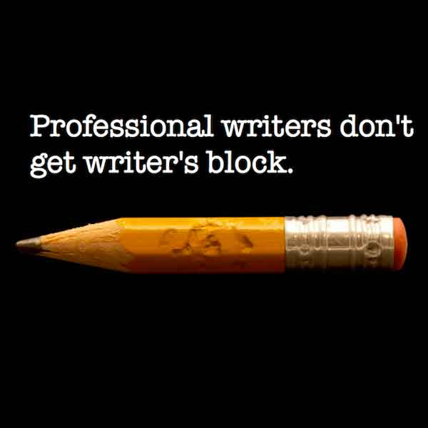Blocked, My Ass – How Student Writers Can Triumph Over So-Called Writer's Block (1)