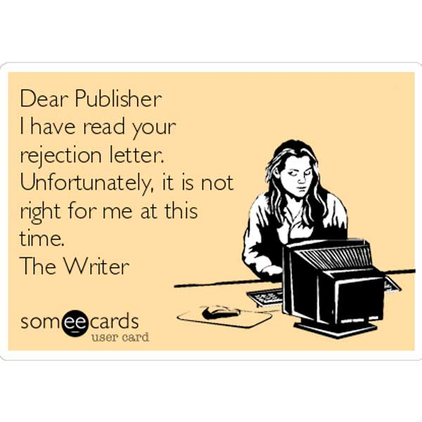 So You Want to Get Published?